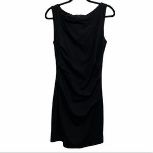 Le Chateau Black Midi Formal Dress Size Large